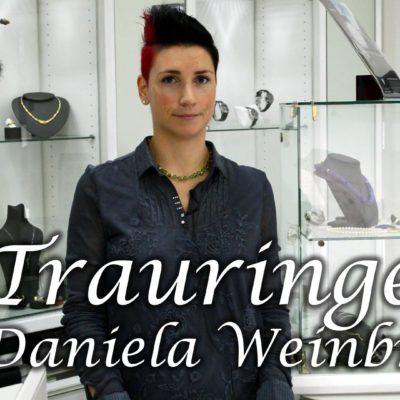 Trauringe mit Daniela Weinbrecht